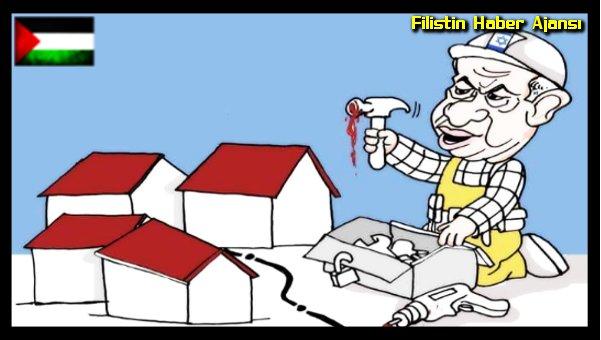 karikatur-siyonist-israil-ve-isgalci-yerlesim-politikasi