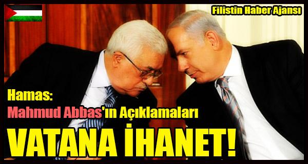 Hamas- Mahmud Abbas'in Aciklamalari VATANA IHANET!