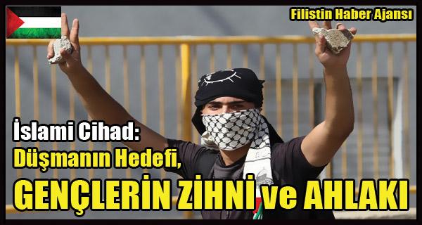 Islami Cihad- Dusmanin Hedefi, GENCLERIN ZIHNI ve AHLAKI