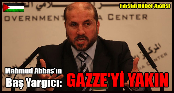 Mahmud Abbas'in Bas Kadisi- GAZZE'YI YAKIN
