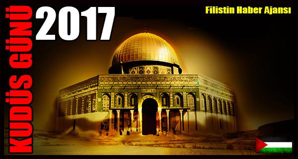 2017 Dunya Kudus Gunu - Al-Quds Day