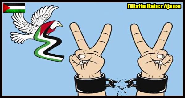 KARIKATUR- Filistinli Esirlerin Direnisi OZGURLUK Ile Sonuclanacak