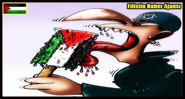 KARIKATUR- Filistin HALKI Siyonist ABLUKA Altinda Eriyor - MUSLUMAN Liderler Nerede-