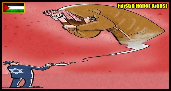 KARIKATUR- Siyonist Rejim ve USAK Liderler