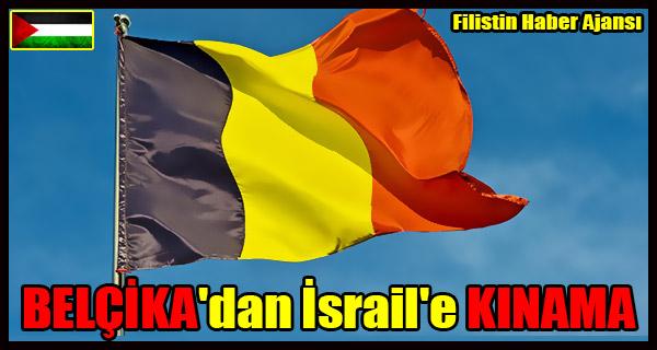 BELCIKA'dan Israil'e KINAMA
