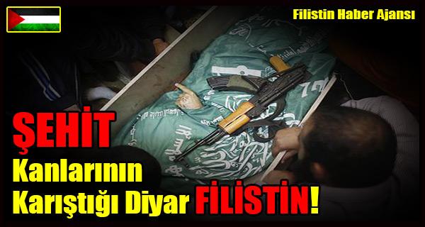 SEHIT Kanlarinin Karistigi Diyar FILISTIN!