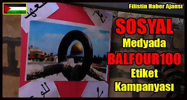 SOSYAL Medyada BALFOUR100 Etiket Kampanyasi