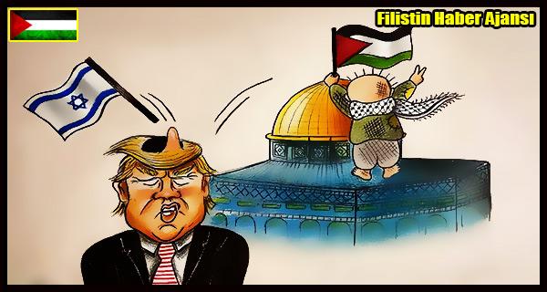 KARIKATUR- Trump'in SIYONIST Planlari Bosa Cikacak